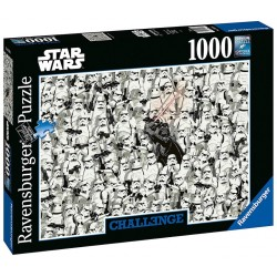 PUZZLE 1000 STAR WARS...