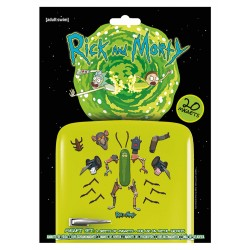 RICK AND MORTY WEAPONIZE...