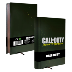 ORYGINALNY NOTES CALL OF DUTY