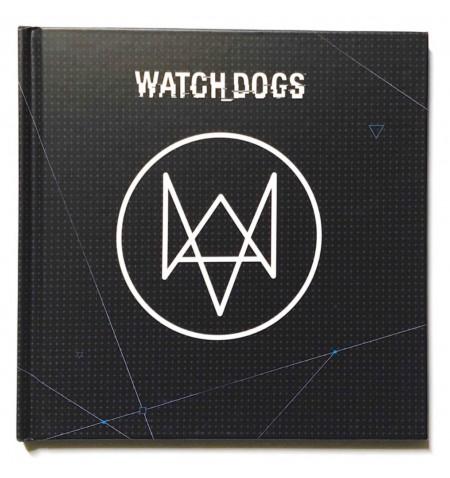 WATCH DOGS ARTBOOK...