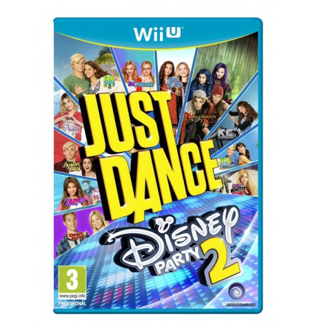 JUST DANCE DISNEY PARTY 2...