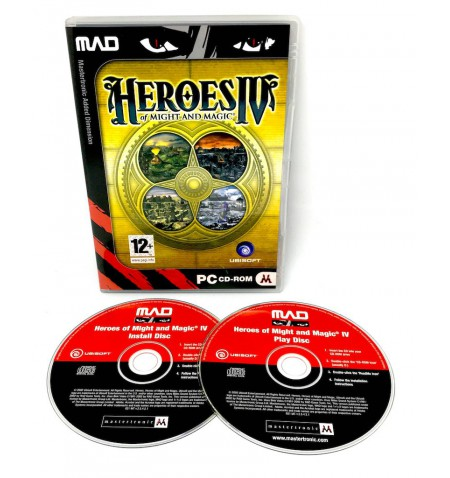 HEROES IV OF MIGHT & MAGIC