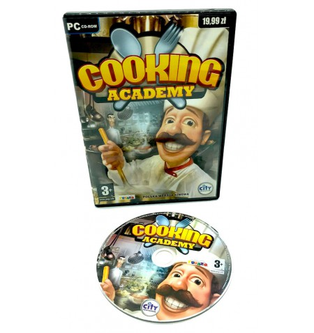 COOKING ACADEMY PC PL...