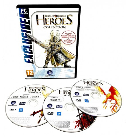 HEROES OF MIGHT & MAGIC...